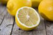 Some fresh Lemon Fruits