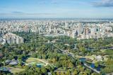 Palermo gardens in Buenos Aires, Argentina. - 60247813