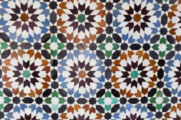 mosaïque maroc
