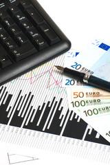 calculadora con grafica y euros