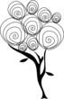 arbre de spirales