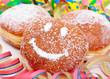 Karnevalskrapfen - 60250896