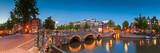 Fototapety Reflections of Amsterdam, Holland