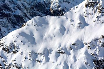 Alta montagna - Catena del Monte Bianco