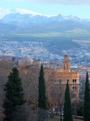 Sierra Nevada From Granada
