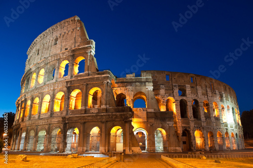 Aluminium Rome Colosseum, Colosseo, Rome