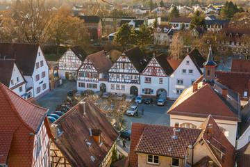 Marktplatz Zwingenberg