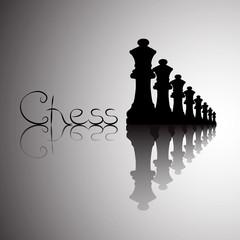 Chess logotype 8