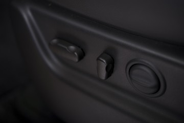 Car Power Seat Buttons