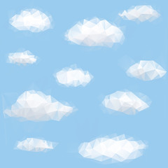 Polygon sky