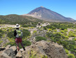 canvas print picture - Teide Nationalpark