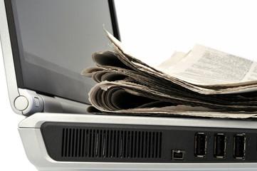 Les journaux en ligne
