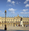 Town hall of Stanislas Square in Nancy, France, UNESCO WH