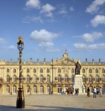 Mairie de la place Stanislas à Nancy, en France, l'UNESCO du patrimoine mondial
