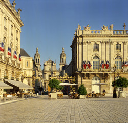 Stanislas Square in Nancy, France, UNESCO WH