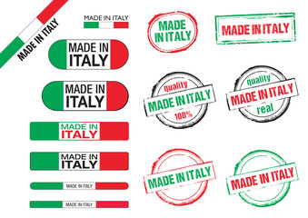 made in italy icons