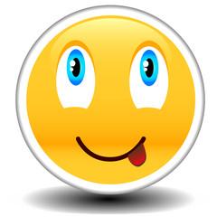 Symbol of the smile