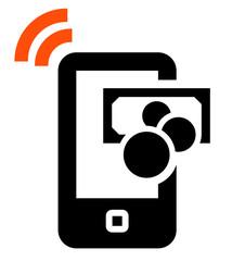 Mobile cash payment