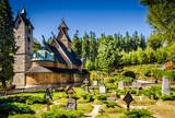 Karpacz Świątynia Wang