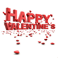 3D - Happy Valentines (II)