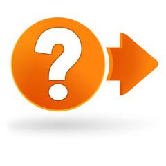 question sur symbole web orange