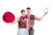 Cowboy und Cowgirl - Kostüme für Fasching oder Karnival
