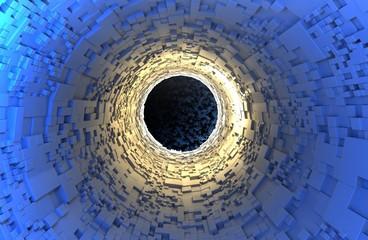 Tunel space