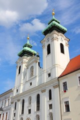 Gyor, Hungary - cathedral