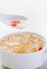 Tremella porridge