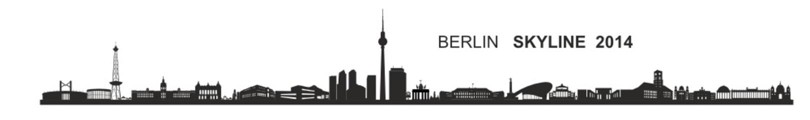 Skyline Berlin 2014