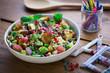 Salat für Kinder