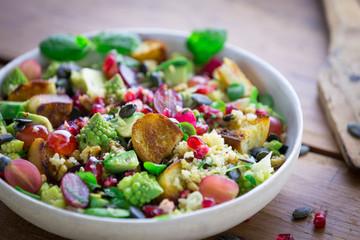 Vollwert Salat