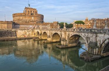 Rome Castel Sant Angelo 01
