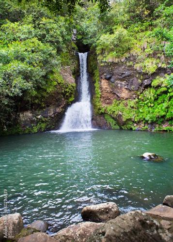 Mauritius.falls in