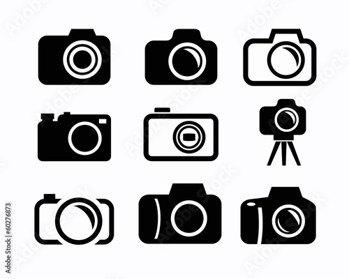 camera icons - 60276873