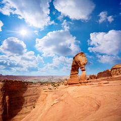Delicate Arch landscape