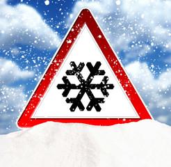 Achtung Schnee!