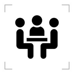 Meeting - Icon