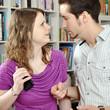Paar im Streit