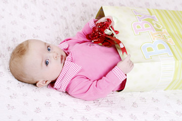 Baby as a gift