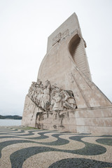 Monument to the Discoveries (Padrao dos Descobrimentos) in Belem