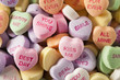 Candy Conversation Hearts for Valentine's Day - 60283875