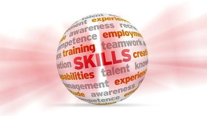 Skills Word Sphere