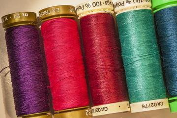 Spolette colorate