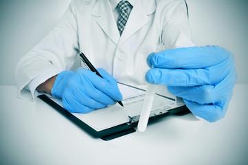 semen test