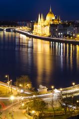 Budapest, Hungarian Parliament Building