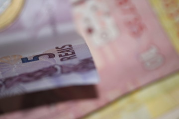 Real - dinheiro - Brazil