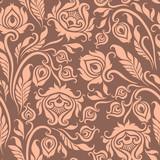 seamless floral pattern - 60288880