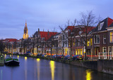 Delft's old city centre