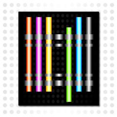 kolorowe kredki w piórniku